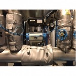 ผู้รับเหมาหุ้มฉนวน (Insulation Work) - ฉนวนหุ้มท่อ เครื่องจักร แทงค์และวาล์ว - บิสมาร์ค เมทัล