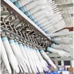 เครื่องผลิตถุงมือยาง - อุปกรณ์และเครื่องจักรที่ใช้ในการผลิตถุงมือยาง - TOP Machine