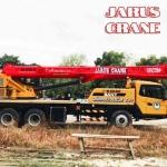 บริการรถเครน ปราจีนบุรี - บริษัท จรัสเครน เซอร์วิส จำกัด