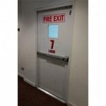 ขายประตูหนีไฟ - บริษัท พิมพ์ณภัทร จำกัด