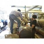 ซ่อมแอร์โรงงานอุตสาหกรรม - รุ่งโรจน์อะไหล่แอร์บ้าน ศาลายา