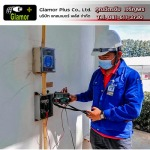 ตรวจสอบระบบ Ground ระบบไฟฟ้าโรงงาน ลาดกระบัง - ผู้รับเหมา ซ่อมบำรุงระบบไฟฟ้าโรงงานอุตสาหกรรม ลาดกระบัง แกลมเมอร์ พลัส