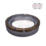 ใบเจียร Roller 5'' รุ่น 1 ชั้น (Diamond Cup Wheel 5'') - ล้อเจียรเพชร และหินเจียรเพชร  เซ็นทรัล ทูลส์ (ประเทศไทย)