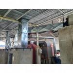 ติดตั้งปล่องระบายอากาศโรงงาน - รางน้ำฝนกำแพงเพชร - ส. รวมช่าง