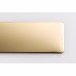 แผ่นสแตนเลสสีทองเหลือง (Brass) - แผ่นสแตนเลสสีโรสโกลด์, แผ่นสแตนเลสสีทอง, คิ้วสแตนเลสสีทอง ราคาโรงงาน วสุวัตน์