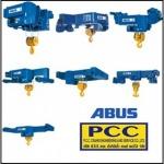 รอกสลิงไฟฟ้า ABUS - ติดตั้งเครนโรงงาน เครนไฟฟ้า รอกไฟฟ้า พีซีซี เครน
