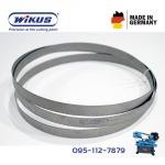 นำเข้าและตัวแทนจำหน่ายใบเลื่อยสายพาน WIKUS - ใบเลื่อยสายพานเยอรมัน M42 Wikus German  บริษัท ดิน แมชชีน จำกัด