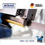 ใบเลื่อยสานพาน M42 ตัดไทเทเนี่ยม - ใบเลื่อยสายพานเยอรมัน M42 Wikus German  บริษัท ดิน แมชชีน จำกัด