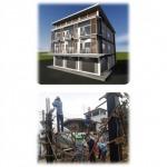 รับเหมาก่อสร้างอาคารพักอาศัย - บริษัท เอส.เจ.ดีไซน์ แอนด์ คอนสตรัคชั่น จำกัด