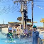 งานตรวจสอบไฟฟ้า - ตรวจสอบอาคาร ตรวจสอบป้ายตามกฏหมาย - เคทูเอ็ม เอ็นจิเนียริ่ง