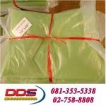 Green garbage bag (size 33x40 inches) -  ดราก้อน ไดร์ฟ ซิสเต็ม โรงงานผลิตถุงไปรษณีย์ ถุงแพคของ ถุงพัสดุ ถุงขยะ เน้นคุณภาพราคาโรงงาน