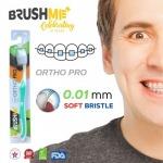 แปรงสีฟัน BrushMe Ortho Pro สำหรับคนจัดฟัน - BrushMe Toothbrush
