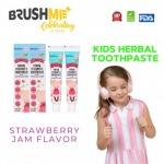 ยาสีฟันกึ่งสมุนไพรสำหรับเด็ก BrushMe - BrushMe Toothbrush