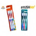 แปรงสีฟันขายส่ง ราคาถูก - แปรงสีฟันบลัชมี (BrushMe Toothbrush)