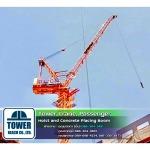 ทาวเวอร์เครนบูมกระดก (Luffing jib tower crane) - ทาวเวอร์เครน-ทาวเวอร์รีช