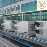 จำหน่ายเครื่องทำน้ำร้อนอุตสาหกรรม นนทบุรี - เครื่องทำน้ำร้อนพลังงานแสงอาทิตย์ ภูมิพัฒน์ โซลาร์ ฮอตวอเตอร์