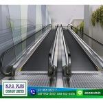 ติดตั้งทางลาดเลื่อนในห้างสรรพสินค้า และทางลาดเลื่อนสนามบิน - ติดตั้ง ซ่อมบำรุงรักษา จำหน่ายอะไหล่ลิฟต์ บันไดเลื่อน ทางลาดเลื่อน นนทบุรี