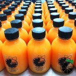 น้ำส้มคั้นสดผสมเนื้อ - สลิลทิพย์น้ำส้มคั้นสด