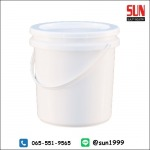 ถังน้ำพลาสติก 20 ลิตร - สินค้าพลาสติก - ซัน ควอลิตี้ อินดัสทรีส์