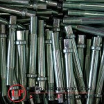 The spare parts factory has a large quantity of work pieces that require zinc plating - Limcharoen Plating Co., Ltd.