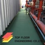 ทำพื้นกันซึมโรงงาน - ท็อปฟลอร์ เอ็นจิเนียริ่ง รับทำพื้นโรงงาน รับทำพื้นขัดเงาคอนกรีต
