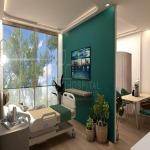 ออกแบบห้องพักผู้ป่วยกลืนแร่ - ออกแบบภายในโรงพยาบาล - ฮอสพิทอล รีโนเวชั่น