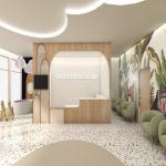 ออกแบบแผนกกุมารเวช - ออกแบบภายในโรงพยาบาล - ฮอสพิทอล รีโนเวชั่น
