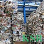 รับซื้อเศษกระดาษลูกฟูก ราคาดี - ส.กนกทรัพย์ รีไซเคิล รับซื้อเศษกระดาษทุกชนิด