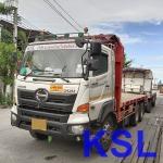 รถเทรลเลอร์พื้นเรียบ พร้อมส่งของทั่วประเทศ - ส.กนกทรัพย์ โลจิสติกส์ รับขนส่งทั่วประเทศ