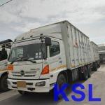 solid van delivery truck - S.Kanoksub Logistics Co., Ltd.