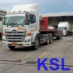 flatbed trailer - S.Kanoksub Logistics Co., Ltd.