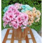ดอกเบญจมาศปลอม - แหล่งขายปลีก - ส่งดอกไม้ปลอม Sisterflowers