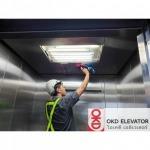 บริษัทดูแลลิฟต์ - ติดตั้งลิฟท์ - ติดตั้งบันไดเลื่อน โอเคดี เอลิเวเตอร์
