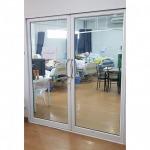 ติดตั้ง ประตูบานสวิง - รับติดตั้งกระจกอลูมิเนียม ช่างนัน