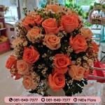 ร้านจัดช่อดอกไม้วัดเทพศิรินทร์ - ร้านดอกไม้ วัดเทพศิรินทร์ - นิดาฟลอร่า