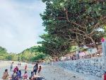 ชายหาดขนอม หาดแขวงเภา - Phaisri Beach Resort
