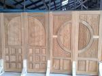 ประตูไม้สักแกะลาย ชลบุรี - บริษัท ซิ้มย่งหลี ทิมเบอร์ กรุ๊ป จำกัด