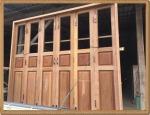 ชุดประตูบานเฟี้ยมไม้ ฉะเชิงเทรา - บริษัท ซิ้มย่งหลี ทิมเบอร์ กรุ๊ป จำกัด