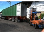 Loading&Shipping - Bangna Plywood Charcoal Production Factory