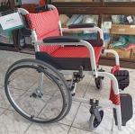 รถเข็นผู้ป่วยอัลลอยด์พับได้ - ห้างหุ้นส่วนจำกัด สุมนเมดิคอล