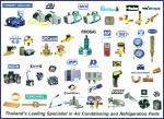 อุปกรณ์ไฮดรอลิกส์ - บริษัท กุลธร จำกัด