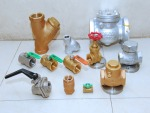 ท่อเหล็กและอุปกรณ์ - บริษัท ลีดเดอร์ ซิสเต็ม จำกัด