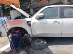 ซ่อมเบรครถยนต์ ถนนเพชรบุรี - Vithayakhun Konlakarn Garage