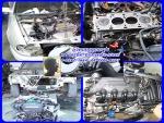 ยกเครื่องยนต์ใหม่ ถนนเพชรบุรี - Vithayakhun Konlakarn Garage