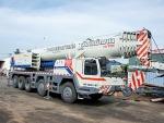 รถเครน 130 ตัน  - ห้างหุ้นส่วนจำกัด โคราช เครน วันดีพัฒนา วันดีคอนกรีต บีซีเอ บุญพารวย
