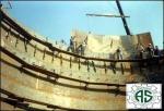 งานวิศวกรรมโครงสร้างเหล็ก ปทุมธานี - แทงค์บรรจุของเหลว  ปทุมธานี  เอเชี่ยนสเตนเลส