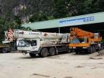บริการให้เช่า รถเครน พื้นที่ทั่วภาคใต้ และพื้นที่ทั่วประเทศไทย - ห้างหุ้นส่วนจำกัด เอส พี แทรคเตอร์ แอนด์ เครน