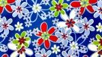 ลอยดอกไม้ - อ่างแก้วยืนยง โรงงานพิมพ์ผ้า