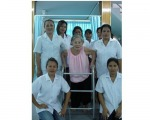 เราพร้อมดูแลคุณ :) สามารถติดต่อสอบถาม ปรึกษา 0832213300 - ศูนย์พยาบาล ทรี พี เซ็นทรัล