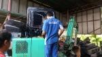 ล้างแอร์รถขุดตัก ปราจีนบุรี - ปราจีนแอร์